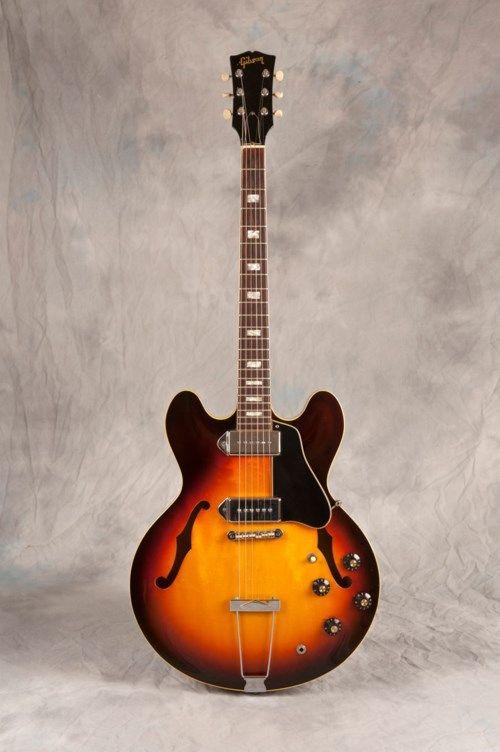 1968 Gibson ES 330 sunburst in 2019   Vintage guitar   Es