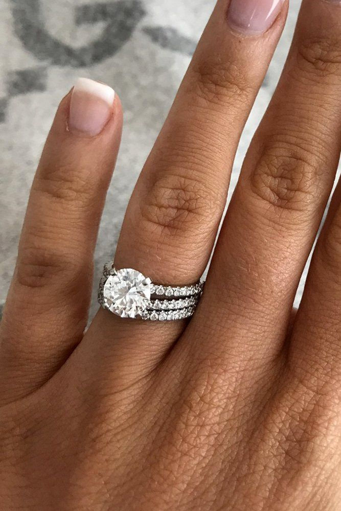 21 Blue Nile Engagement Rings That Inspire You Wedding Forward In 2020 Bluenile Engagement Ring Bridal Ring Sets Vintage Solitaire Engagement Ring