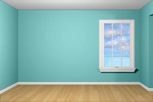 Glidden Bermuda Bay Painting Keegan S Room This Color