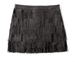 Fringe skirt. Amazing!