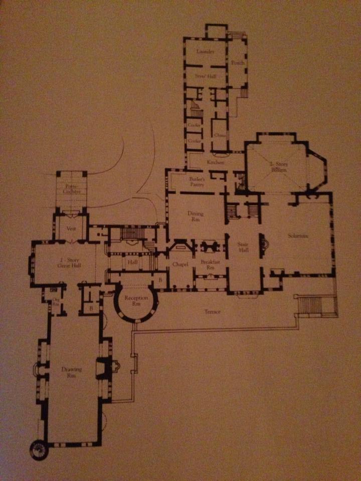 Dark Shadows Collinwood Floor Plan Meze Blog