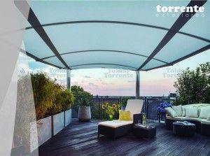 Vela enrollable by Toldos Torrente