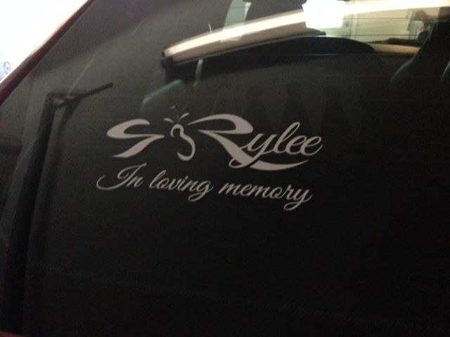 Easy to order car decals custom window stickers for cars email your custom car decals requests