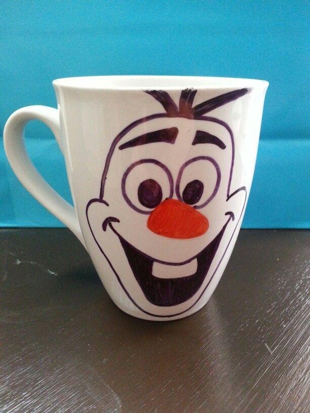 Olaf mugs
