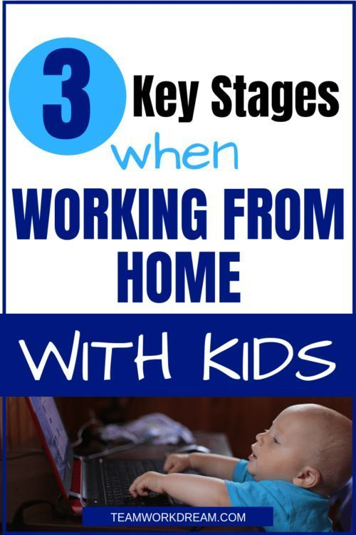 Simple Solid And Sane Ways To Work At Home With Kids Amazon Work