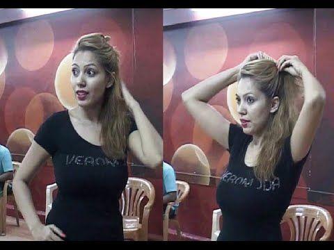 Munmun Dutta aka Babita's unseen dance rehearsal video - LEAKED VIDEO.