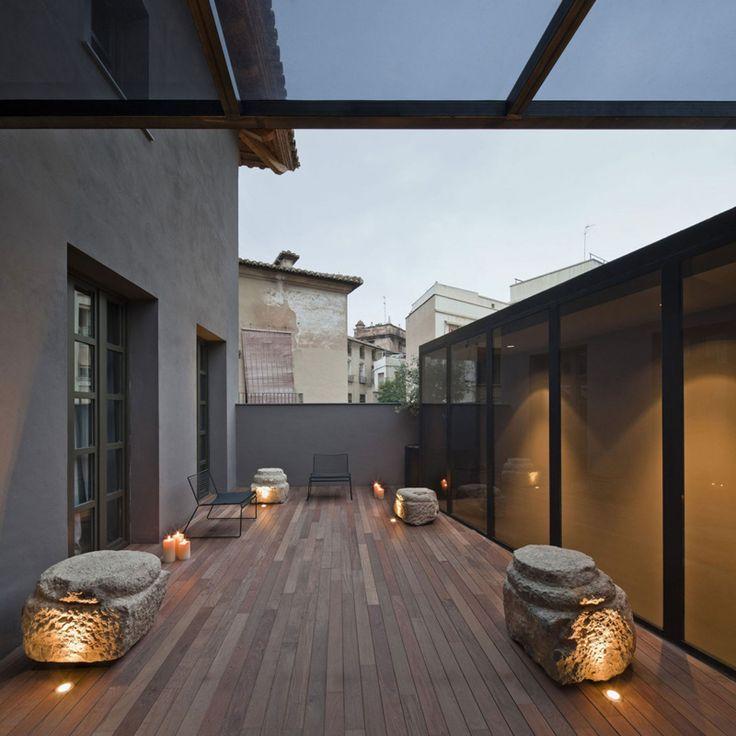 Caro Hotel in Valencia by Francesc Rifé Studio