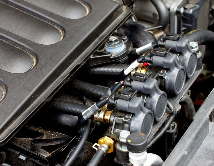 A Short Course On Fuel Systems In The Garage With Carparts Com Diesel Fuel Automobile Engineering Radiator Cap