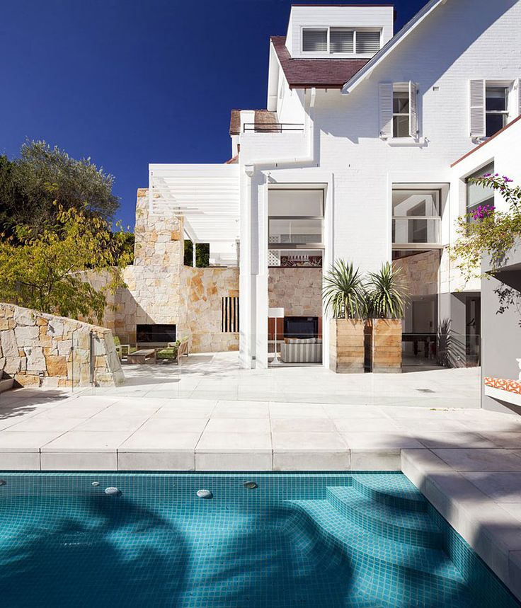 188 best Pool images on Pinterest | Pools, Modern homes and Architecture