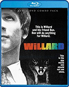 Amazon.com: Willard (Bluray/DVD Combo) [Blu-ray]: Bruce Davison, Ernest Borgnine, Sondra Locke, Daniel Mann: Movies & TV
