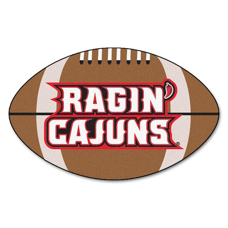 Louisiana Lafayette Ragin Cajuns NCAA Football Floor Mat (22x35)