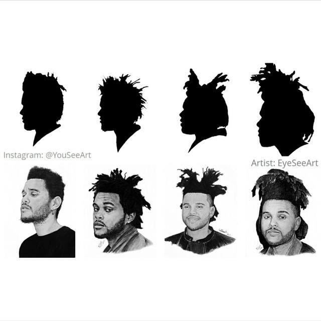 best ideas about the weeknd hair xo the weeknd abel and