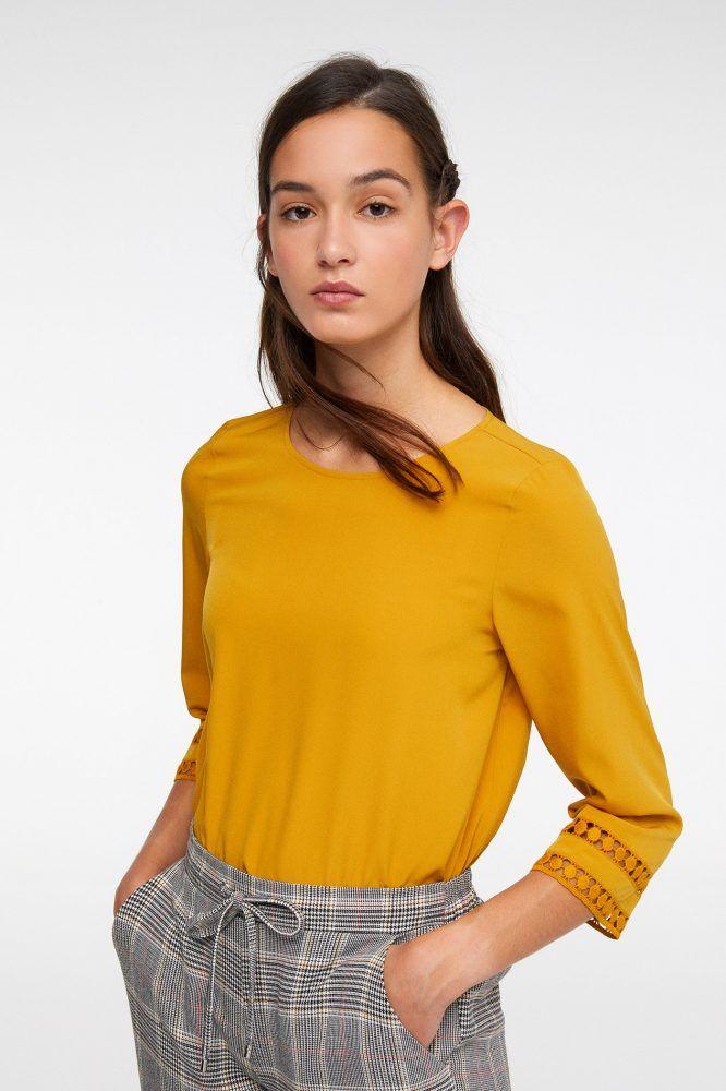 Camisas Y Blusas Casual Nueva Colección Sfera Sfera Ropa Ropa Moda