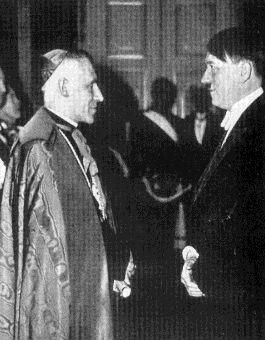 Papa Pío XII & Adolf Hitler
