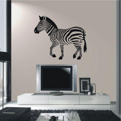Wandtattoo Zebra 549