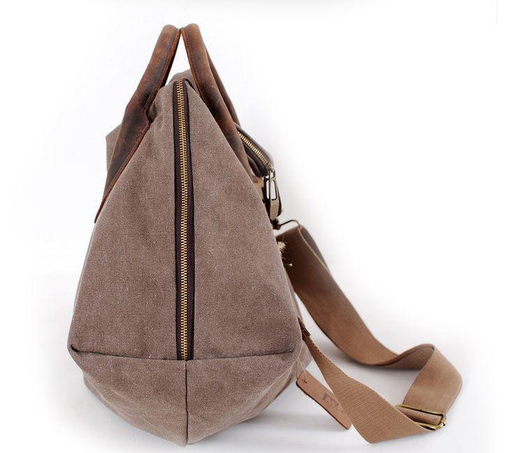 <b>Women Shoulder bag</b> Messenger <b>bag</b> Canvas Leather <b>bag</b> ...
