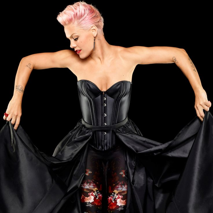 American Pop singer, actress and model Pink often stylized as P!nk was born