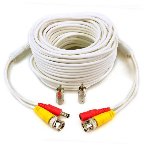 how to make cctv cable