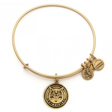 Heck yes! Quinnipiac University bracelet is available in russian gold or silver. Go Bobcats!
