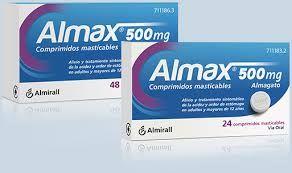 P.A. almagat INDICACIONES: antiacid