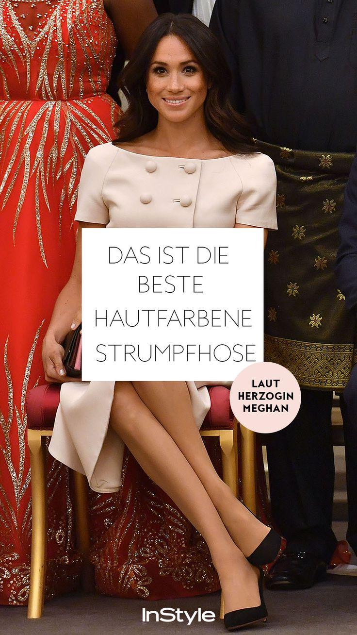 Das ist die beste hautfarbene Strumpfhose – Herzogin Meghan schwört auf sie
