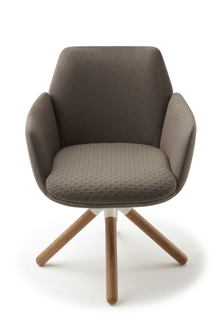 Poppy chair designed in partnership with