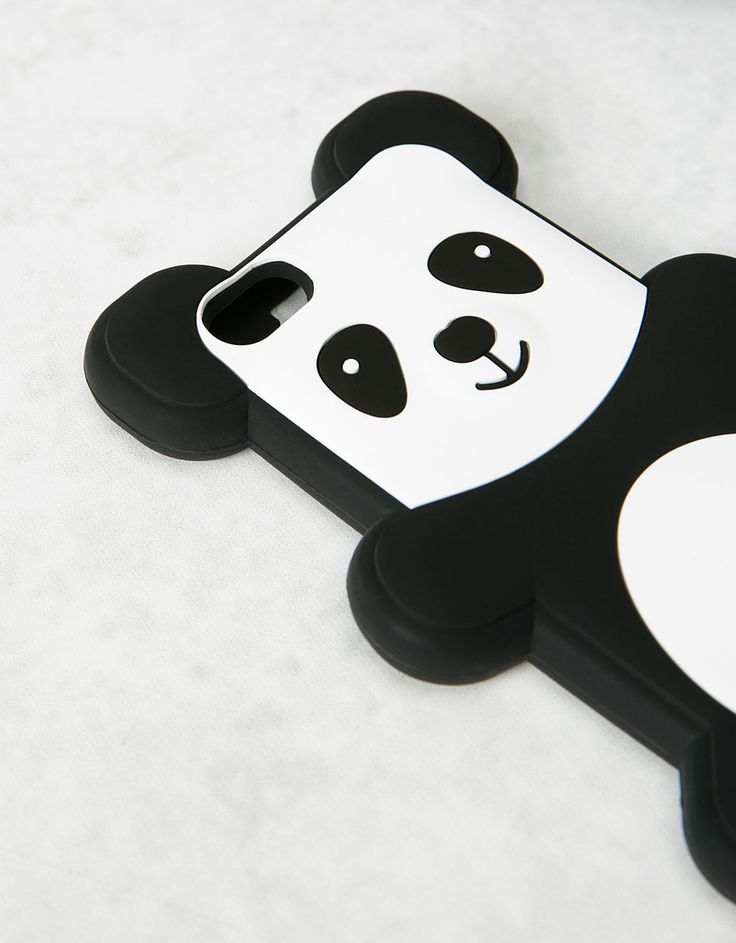 Carcasa panda Iphone5 - Accesorios tablet & móvil - Bershka España