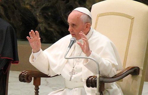 Pope: 'Do I have a tired heart that only wants a good bank account?'