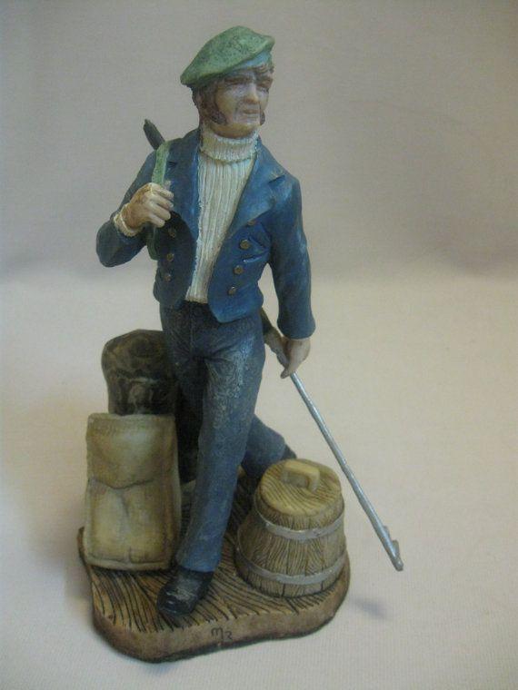 $24.95 Museum Collection Inc Vintage Figurine Statue by NANCYSANTIQUES