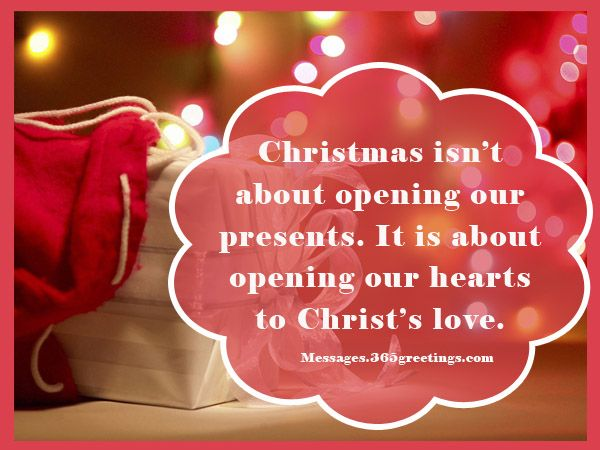 Exceptional Inspirational Christmas Messages
