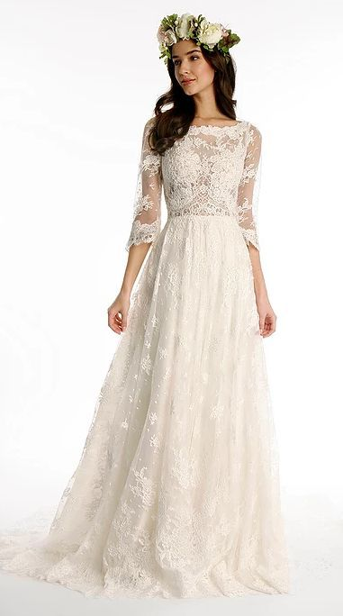 Featured Dress: Barbara Kavchok, the Re-branded Eugenia Couture; Wedding dress idea.