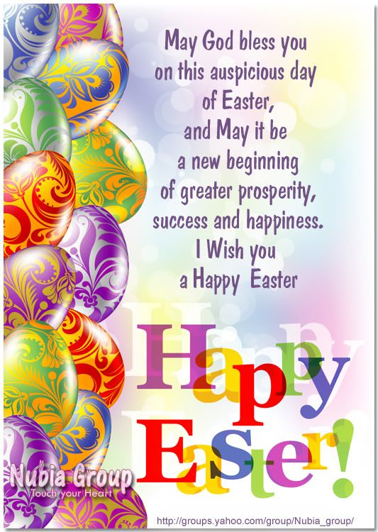50 best Sentiments images – Easter Greeting Card Sayings