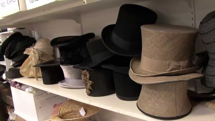 The Merry Wives of Windsor | Millinery: Behind the Scenes | Stratford Shakespeare Festival ✄ https://www.youtube.com/watch?v=5h4881kAEjI