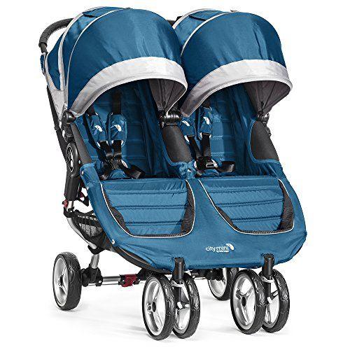 Baby Jogger City Mini Double Stroller, Teal/Gray Baby Jogger http://www.amazon.com/dp/B00G3XR8M6/ref=cm_sw_r_pi_dp_sI1xwb1KJC27F