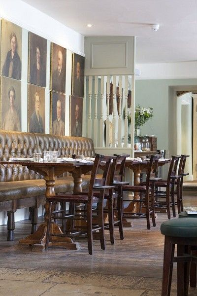The Wheatsheaf Inn in Northleach is a finalist for the restaurant of the year for the Food and Drink Travel Awards 2015. It is traditional coaching inn with 14 boutique style bedrooms, a great wine list, artisan beers and some excellent regional food. Supporting the slow food movement, The Weatsheaf Inn uses great local suppliers. If you fancy good quality posh pub food this is the place to go.