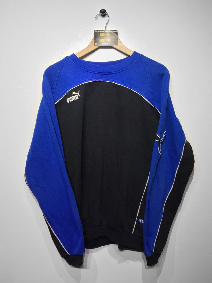e36b851c027 Puma Sweatshirt size X Large (but Fits Oversized) £32 Website➡️