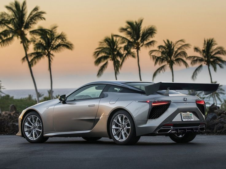 Seven Brilliant Ways To Advertise 2020 Lexus LF-LC Design