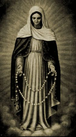 Our Lady of the Most Holy Rosary, pray for us.