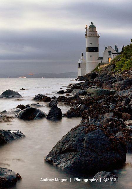 *Cloch Lighthouse - Scotland