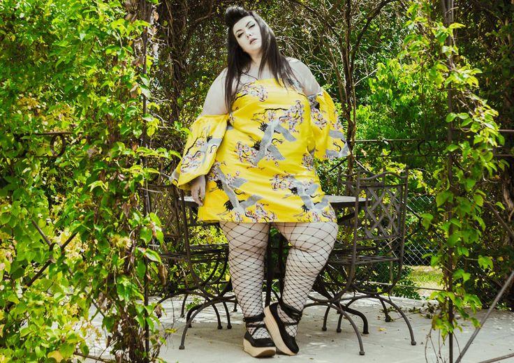 Sakura Blog mode grande taille - Robe Asos curve
