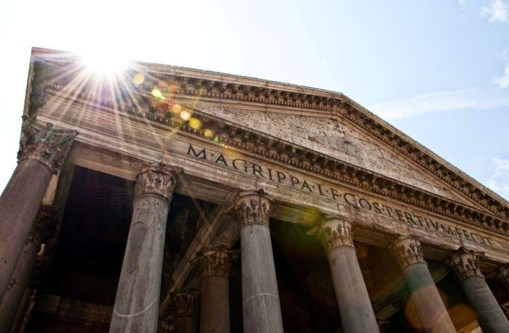 Pantheon, Rzym