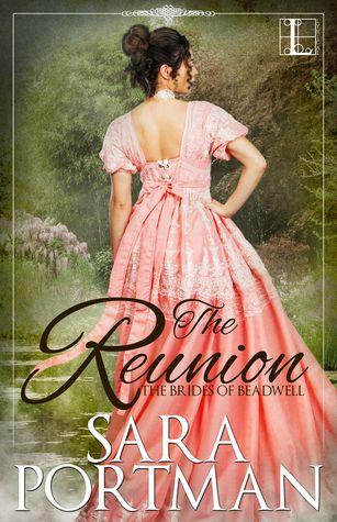 The Reunion by Sara Portman (copy editor)