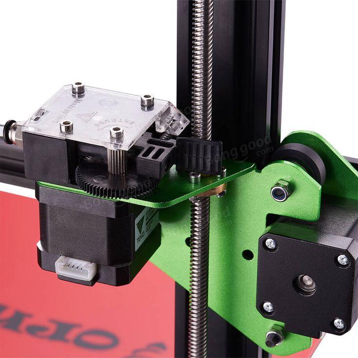 TEVO® Tornado DIY 3D Printer Kit 300*300*400mm Large Printing Size 1.75mm 0.4mm Nozzle Support Off-line Print Sale - Banggood.com
