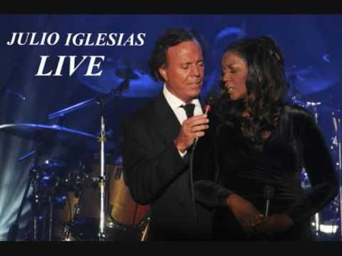 Wendy Moten & Julio Iglesias