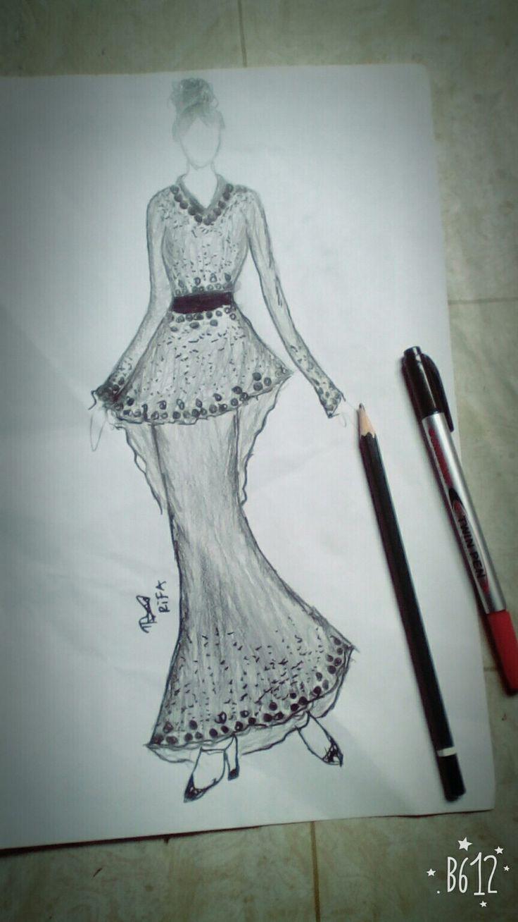 Fiber optic wedding dress  Rifana Ririn rifanaririn on Pinterest