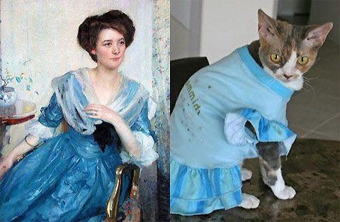 Cat Art (10)