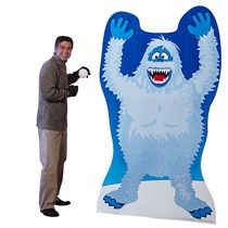 6 ft. 4 in. Rudolph Bumble Standee