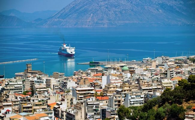 Projects Announced for Modernization of Patra Port.