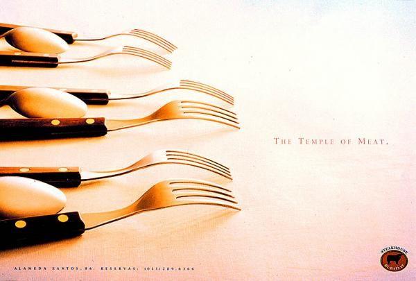 FANATICS, DPZ Sao Paulo, Steakhouse Rubaiyat, Print, Outdoor, Ads