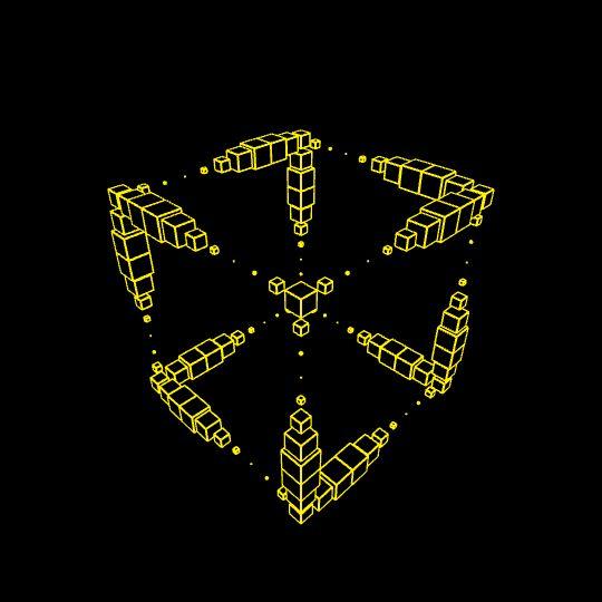 Geometric Animations / 171114 gif processing creative coding animation everyday geometry http://ift.tt/2zXQMyD